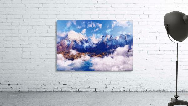Mountains Artwork II