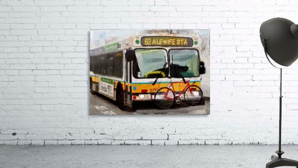 MBTA 62 Bus