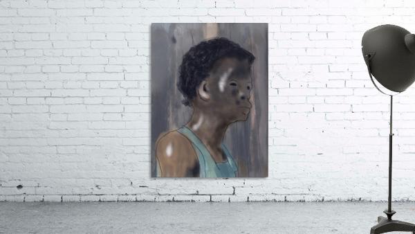 Whitney Plantation Slave Girl 5