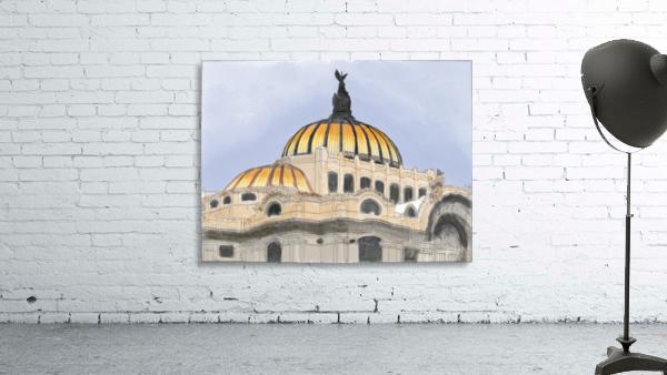 Mexico City Palacio Bellas Artes