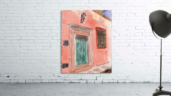 Mexico San Miguel de Allende Door 1