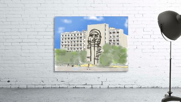 Cuba Revolution Square