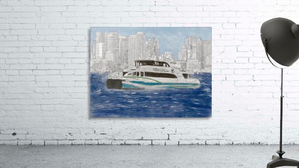 MBTA Hingham-Hull Ferry