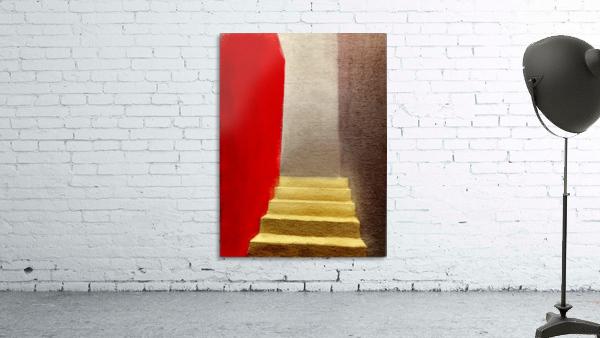 Mexico Oaxaca Stairway