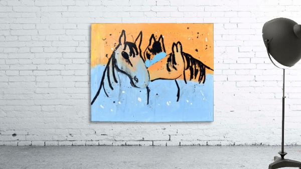 Horses.Davey K.