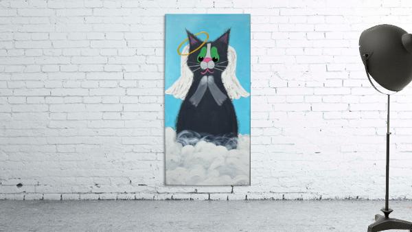 Angel Cat. Heather S.