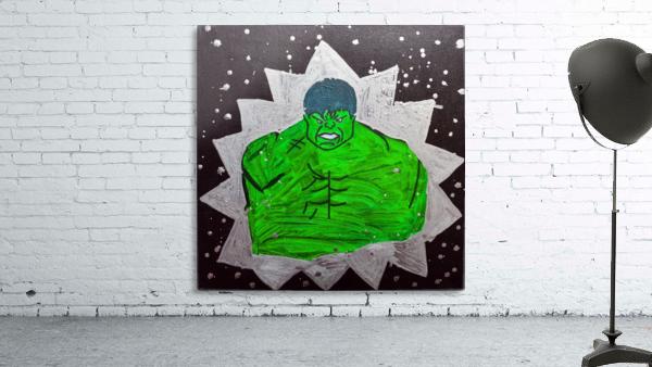 Hulk. Brandon C