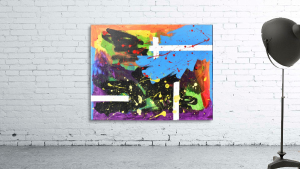 Bright Abstract. Walker W.