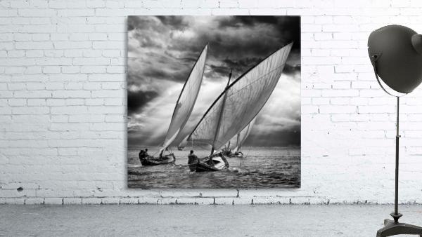 Sailboats and Light