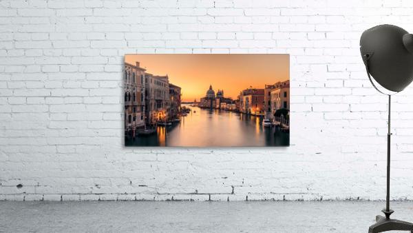 Dawn on Venice