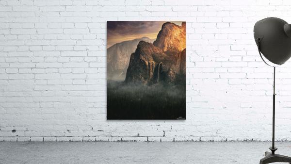 Bridalveil fall, Yosemite
