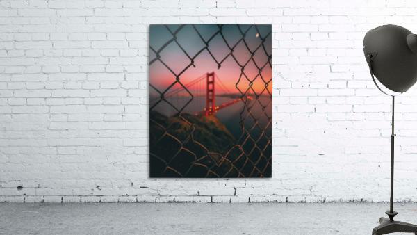 Golden Gate Caged