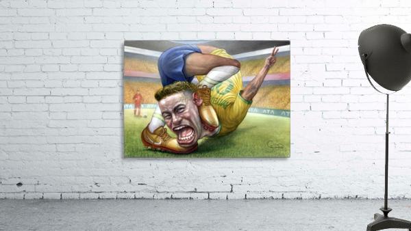 Neymar by Krzysztof Grzondziel