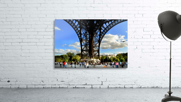 Life under the Eiffel Tower