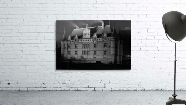 Azay le Rideau   Châteaux de la Loire