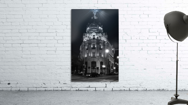 Metropolis Boulding   Grand Via   Madrid