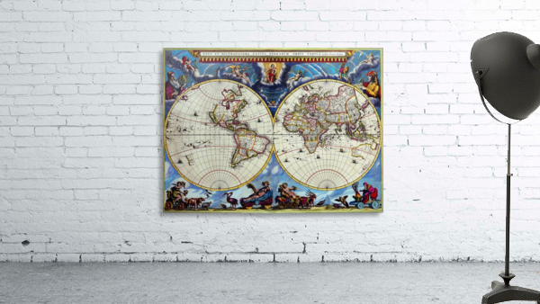 Antique map old map history globe earth maps historical map drawing old map of the world