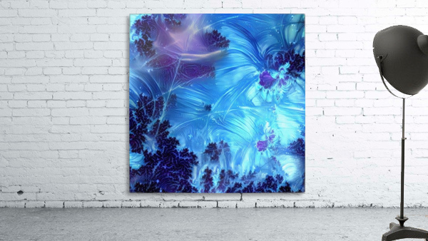 Abstract Blue Colors