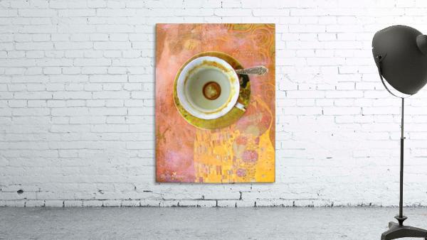 Coffee with Klimt
