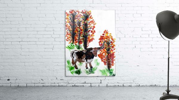 Fall Longhorn. Stephen R