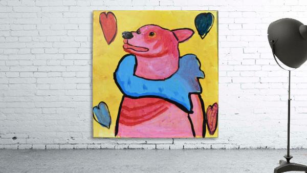 Happy Dog. Jana A.