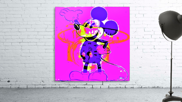 Mickey Mouse - by Neil Gairn Adams