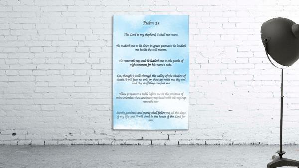 Psalm 23 Clouds