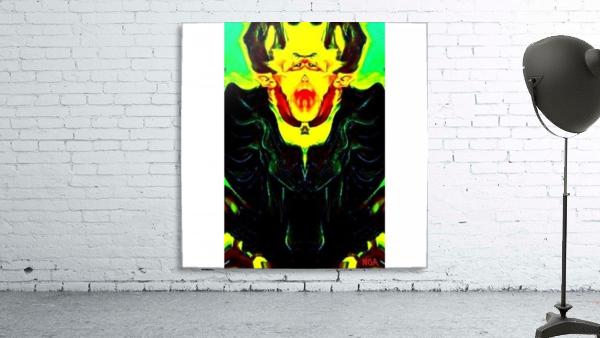 Dracula square format by Neil Gairn Adams