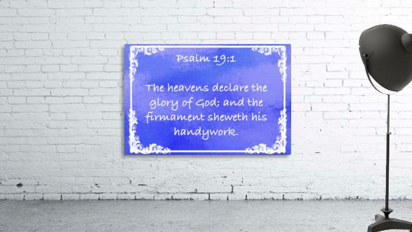 Psalm 19 1 9BL