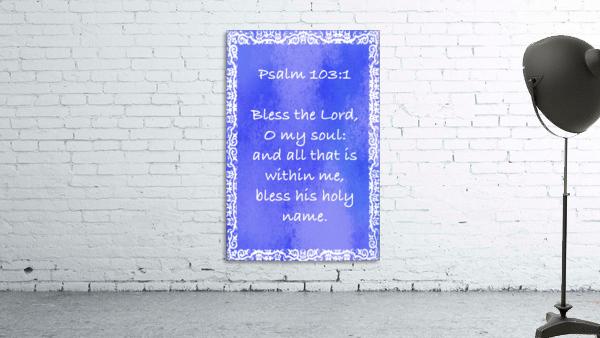 Psalm 103 1 10BL