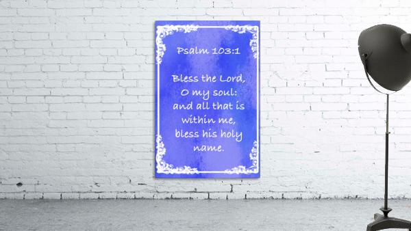 Psalm 103 1 8BL