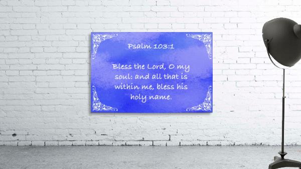 Psalm 103 1 5BL