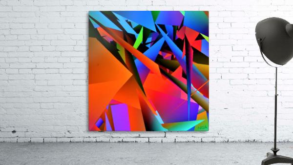 Dimensions -  bY Neil Gairn Adams