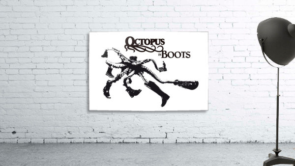 Octopus in Boots