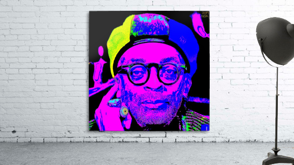 Spike Lee  -  by Neil Gairn Adams