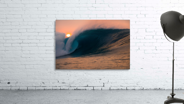 Giant surf