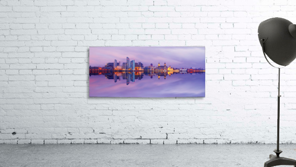 LIV 007 Liverpool Skyline   PANORAMIC