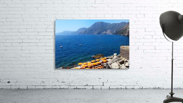 Praiano Beach - Amalfi Coast