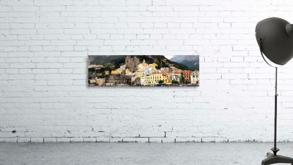 Amalfi Coast Super Panoramic