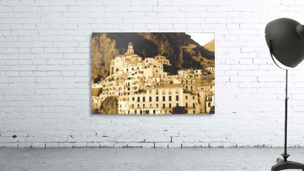 Landscape - Amalfi Village - Italy