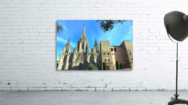 Amazing Barcelona Cathedral