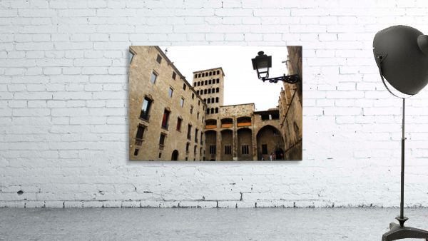 Gothic Quarter - Catalunya - Spain Landmark