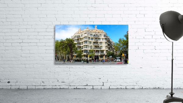 Spain Landscape - Casa Battlo