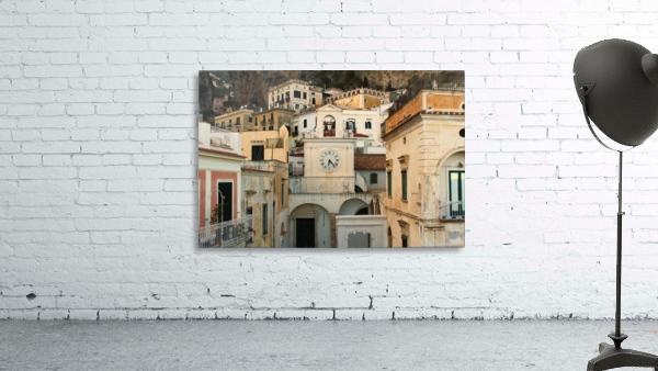 Church Clock - Italy
