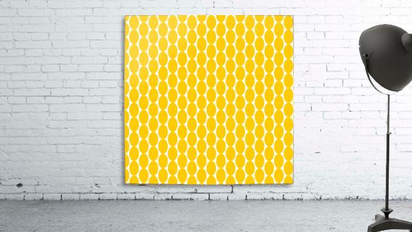 Yellow  egg shape