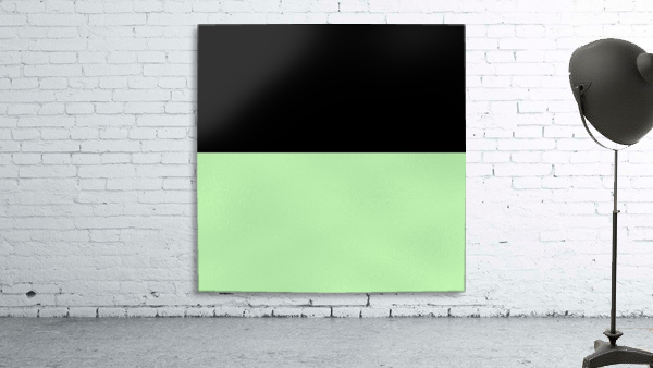 ABSTRACT GREEN GLITTER