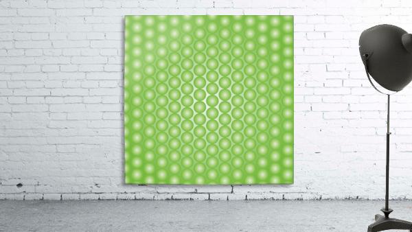 Yellow Green Pearl Pattern