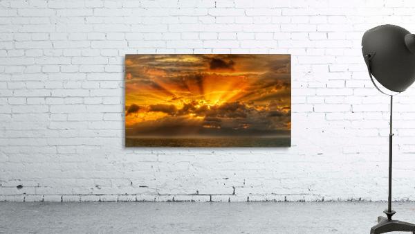 Polynesian Sunrise