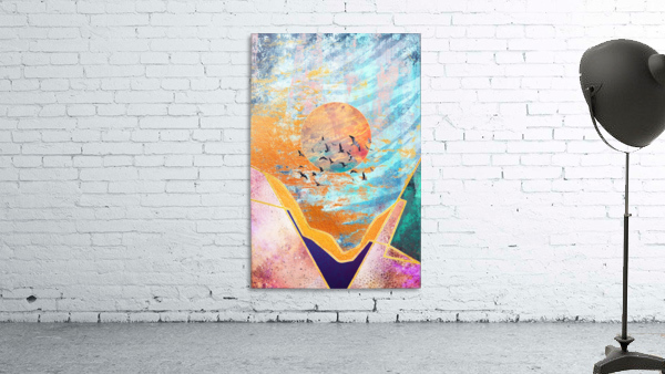 Abstract Sunset - Illustration VI