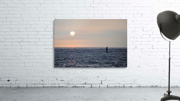 Sinking Sunset